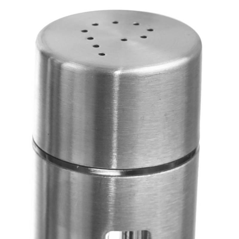 Gewürzstreuer mit Ständer Salz- und Pfefferstreuer Gewürzdosen