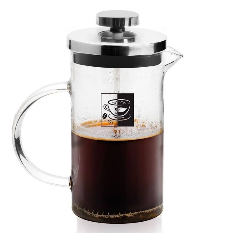 Kaffeebereiter Teebereiter aus Glas 0,35l