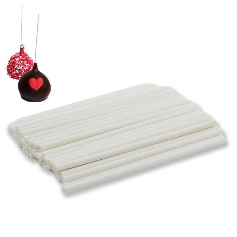 Sticks Stiele für CAKEPOPS und LOLLIPOPS 50 Stück